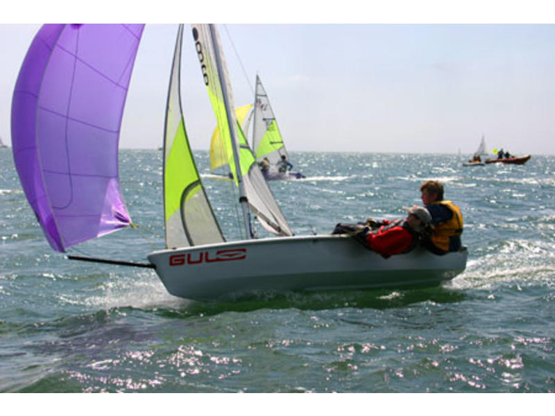 2007 RS Sailing RS Feva XL