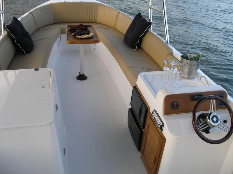 Endeavour Green Electric Hybrid Yachts Endeavour Electric