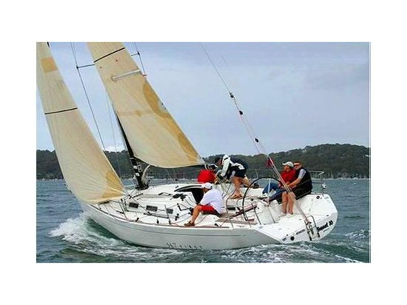 France Beneteau First 34.7