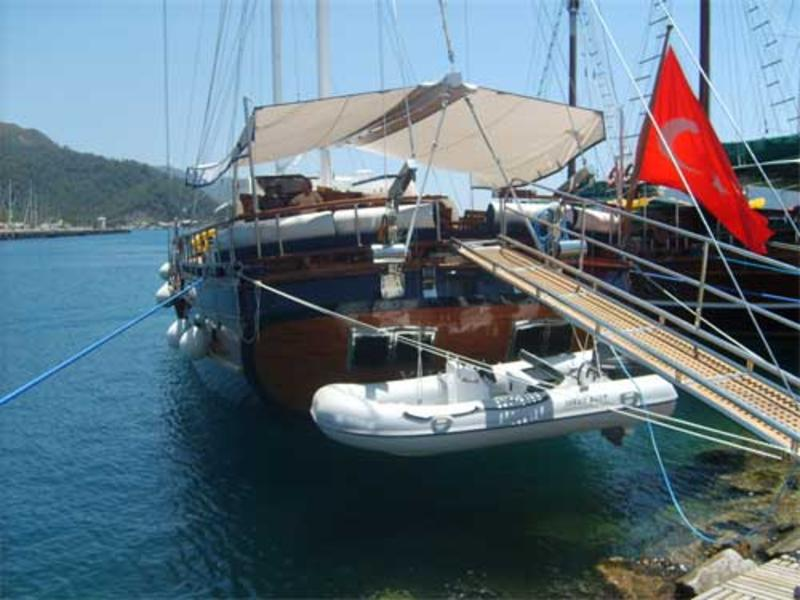2008 MARMARIS KETCH
