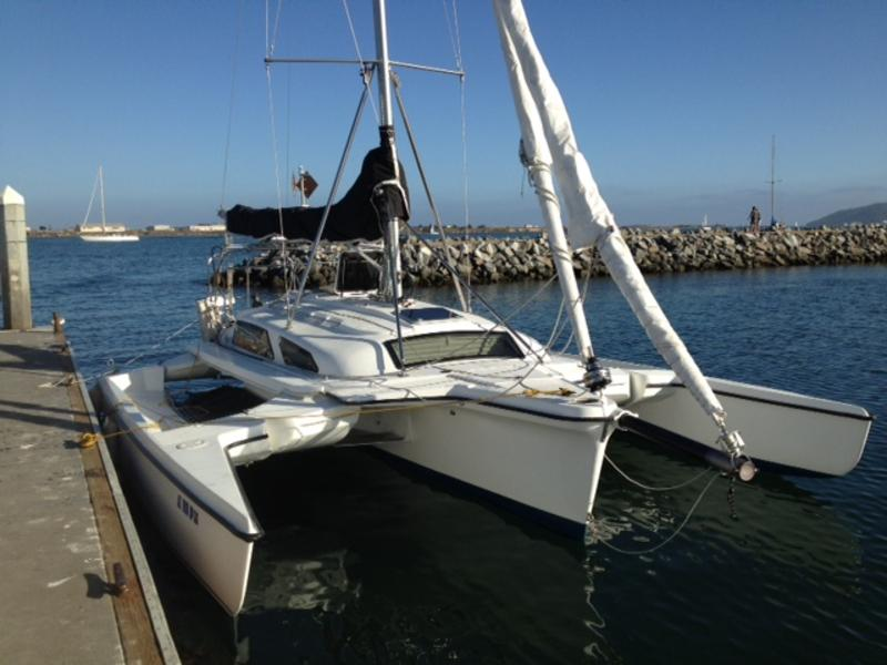 Performance Cruising Telstar 28