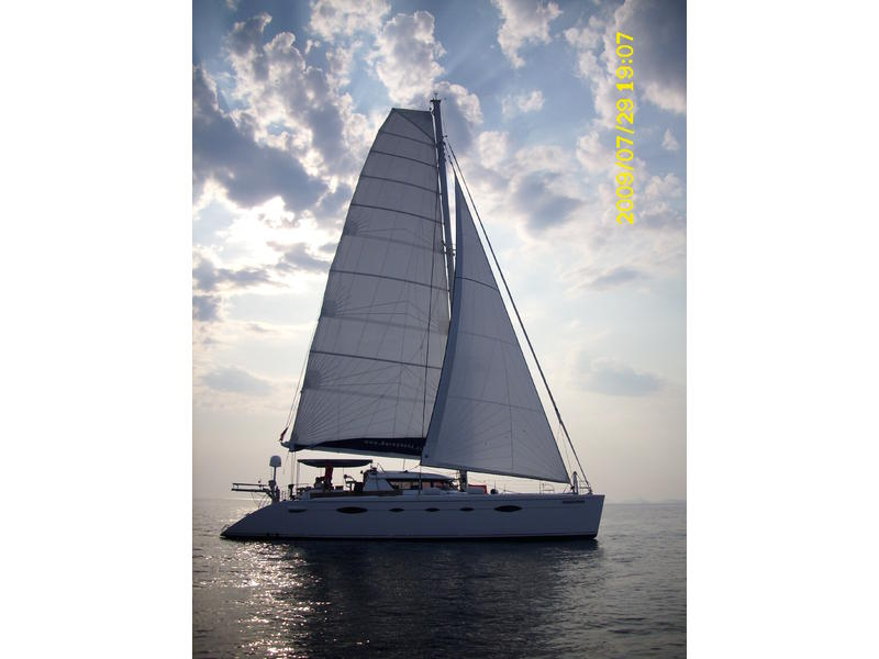 2009 Fountaine-pajot Eleuthera 60