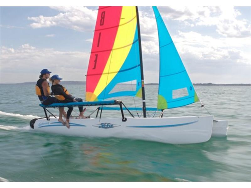 Hobie Cat Wave Back Rest
