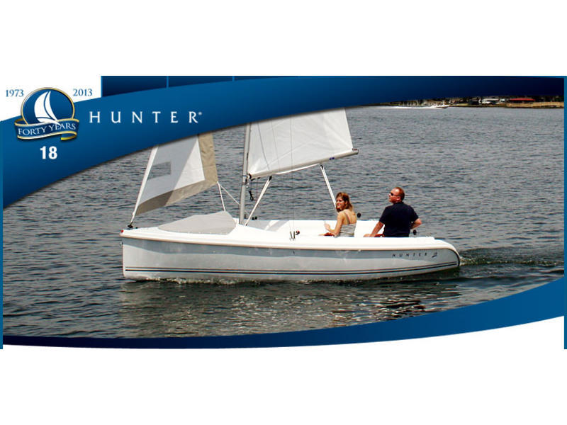 Hunter Marine 18