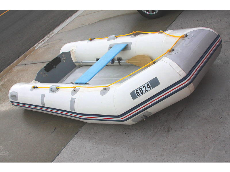H2P High Pressure Performance Inflatable ten foot dinghy
