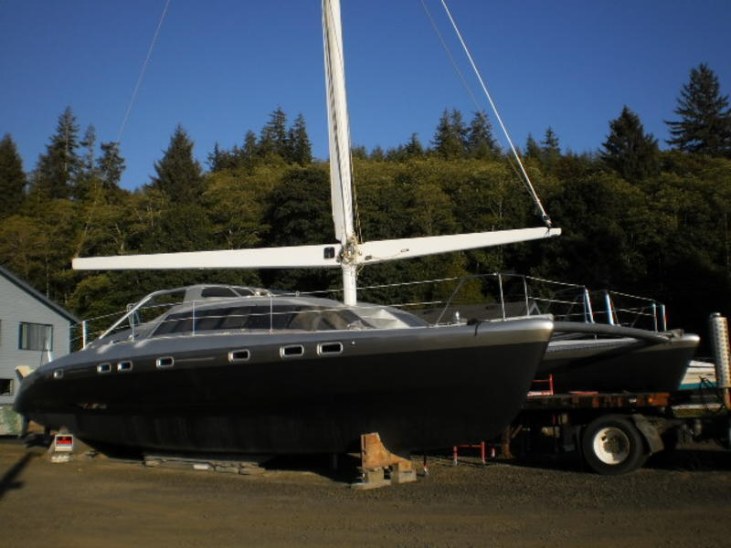 2012 Pedigree Catamarans Shuttleworth Areorig